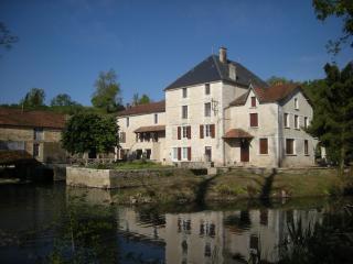 Moulin sur la Charente, Ruffec