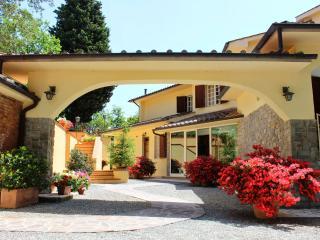 Villa Tre Querce, Monteriggioni