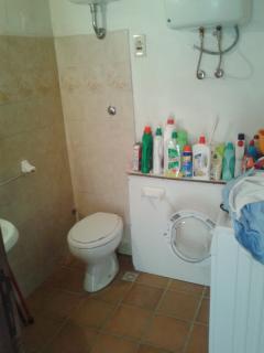 Bathroom n.2 - First apartment