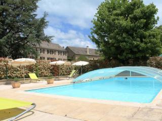 Le Clos d'Albray, piscine