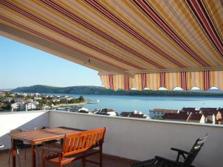 Jadro Island Rab 250 m to see, big terrace, ****