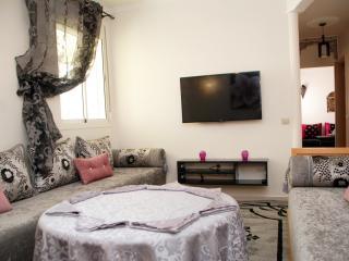 Joli appartement lumineux, convivial et cosy, Agadir