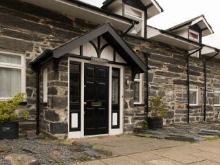 Greaves Wharf house Porthmadog