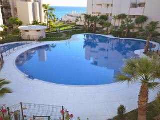 First Line Beach flat new golden Mile Estepona