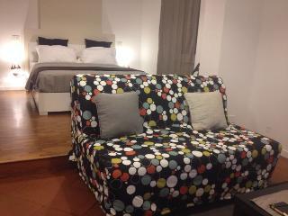 New studio Rome-San Lorenzo/AC/WIFI
