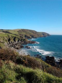 The stunning South West Coast Path