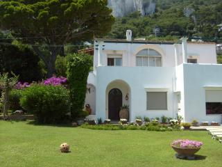 Apartment in Villa in Capri