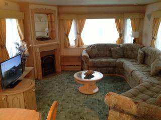 Caravan for hire/rent in Skegness Northshore site