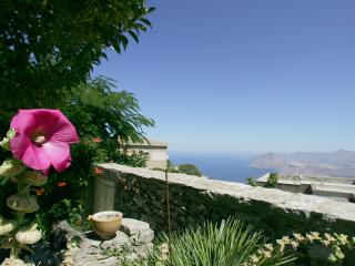 Villa Apolline sea view Erice Vetta