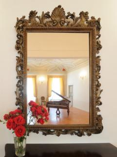 Palazzo Morichelli d'Altemps music and events room