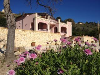 Villa Vesta dall'ingresso