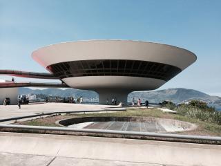 Museu do MAC ' Oscar Niemeyer '