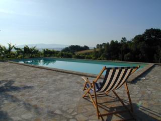 Casale avec vue et sérénité, Monte Castello di Vibio