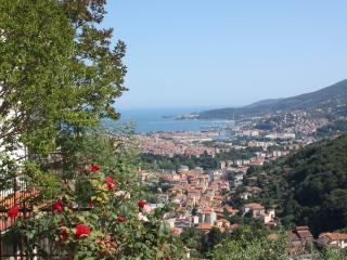 Vista stupenda sul Golfo dei Poeti, La Spezia