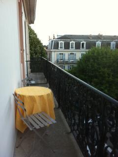 le balcon ouest