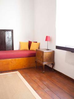 second floor   bedroom that sleeps up to 3 people