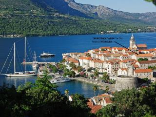 Korcula Old Town cosy apartment MIRA