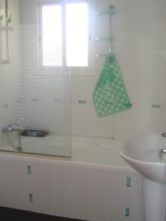 Full Family bathroom / also a second small wc in property