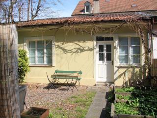 Basel Charme Garden Bungalow