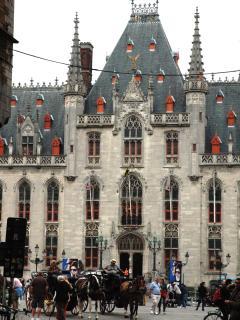 Bruges 3  Market Place