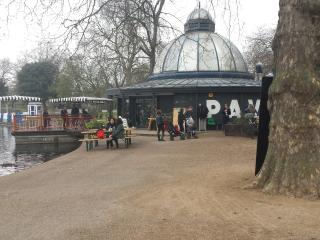 confectionery in the park