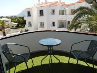 Apartamento con preciosa terraza abierta
