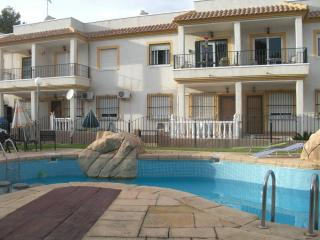 Algorfa Spain pool apartment Golf la Finca Alicante Murcia