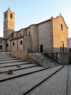 Chiesa S.Giusta a Calangianus