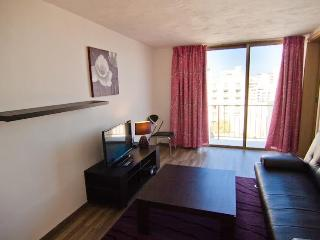 Central 2 bedroom seaview apartment, San Julián