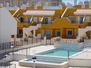 Luxury groundfloor beach resort apartment, Gran Alacant