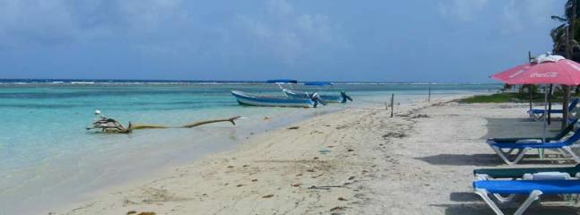 Mahahual beach