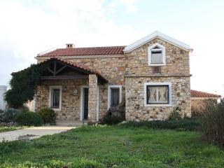 Unique stone house in Lesvos