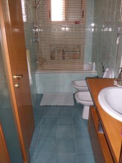 bagno:  zona riflessione!...