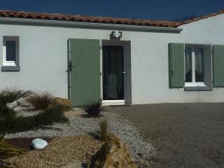 Maison style maison de pêcheur; classée 3 *, Ile d'Oleron