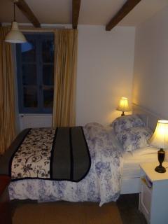 Bedroom 2 - Double bed sleeps 2