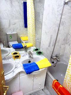 Cuarto baño.
