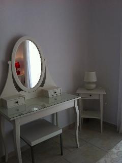 VILLA IFIGENIA BEDROOM