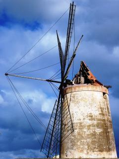 Mulino a vento delle Saline