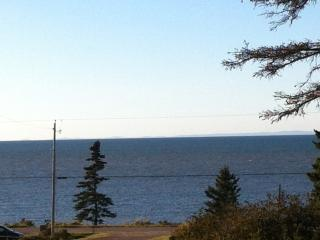 View of the Bay from property