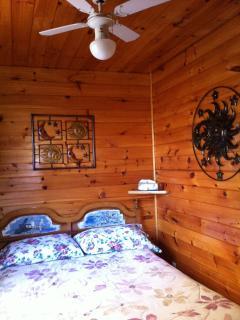 Blue Heron second bedroom