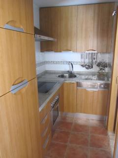 Full equipped kitchen for those who like cookin. Dishwasher, toaster, kettle and microwave provided.