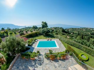 Amari Villa, Kefalonia Villa with Private Pool, Spartia