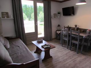Studio avec piscine dans Résidence 4*, Isère