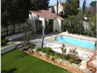Villa Marie Joseph,swimming pool, 4 bedrooms, Marseille