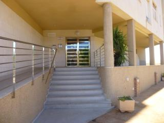 Apartment Complex Entrance