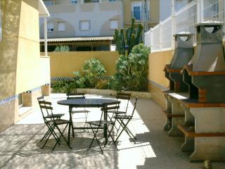 apartamento rojo, Calabardina