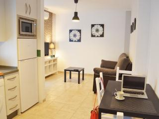 Precioso apartamento con un toque moderno.