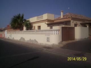 Las palmeras villa, Corralejo