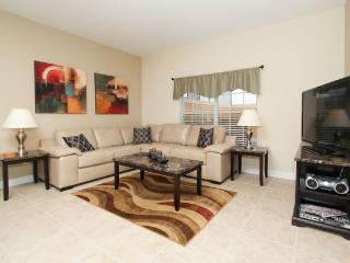 4 Bedroom 3 Bath Town Home In The Paradise Palms Resort. 8851CP, Orlando