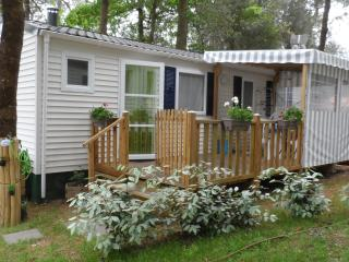 MobileHome all modern conveniences  3 bedrooms, Saint-Brevin-les-Pins